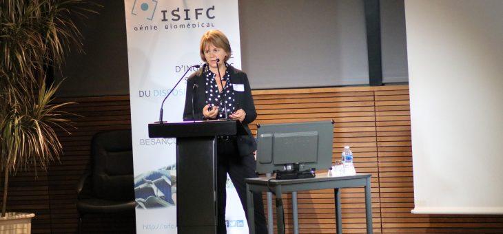 La rentrée du DM 2017 à l'ISIFC de Besançon