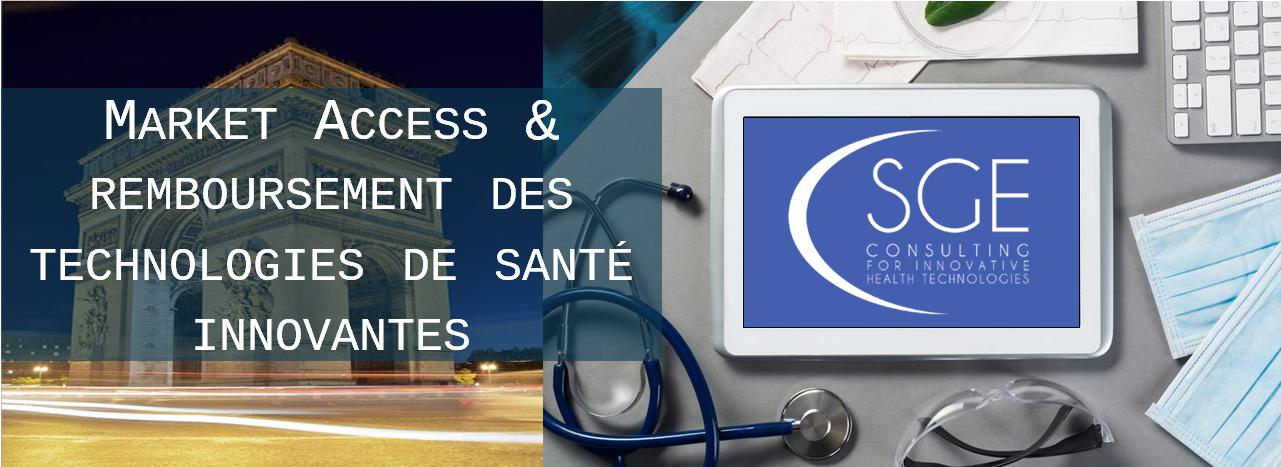 Market Access &remboursement des technologies de santé innovantes