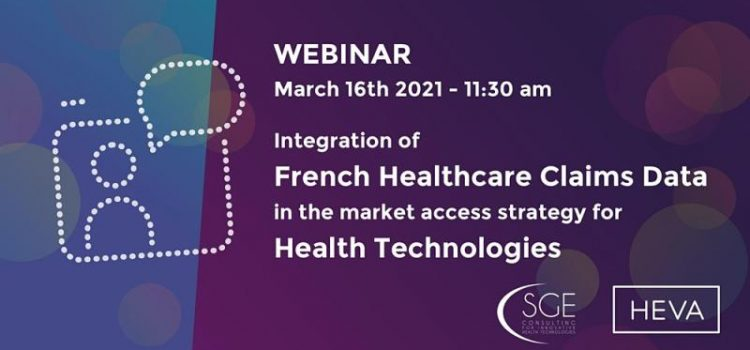 Utilisation des données de santé dans les stratégies d'accès au marché pour les technologies de santé